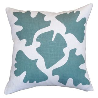 Balanced Design Hand Printed Shade Linen Pillow   LSH1