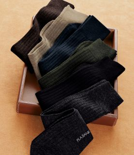 Merino Wool Mid Calf King Socks JoS. A. Bank