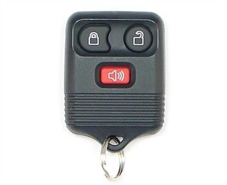2009 Ford Econoline E Series Keyless Entry Remote