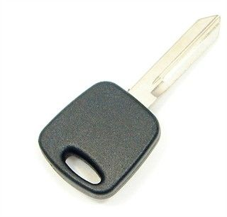 1999 Lincoln Continental transponder key blank