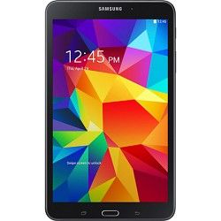 Samsung Galaxy Tab 4 Black 16GB 8 Tablet   1.2 GHz Quad Core Proc, Android 4.4,