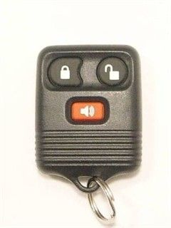 2001 Lincoln Navigator Keyless Entry Remote   Used