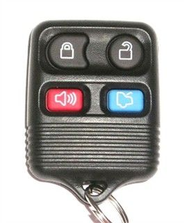 2008 Ford Crown Victoria Keyless Entry Remote   Used