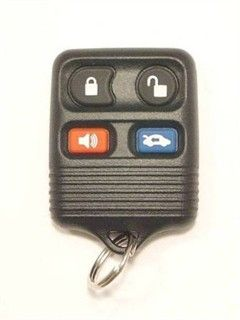 2005 Lincoln Town Car Keyless Entry Remote   Used