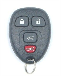2013 GMC Yukon Keyless Entry Remote w/liftgate   Used