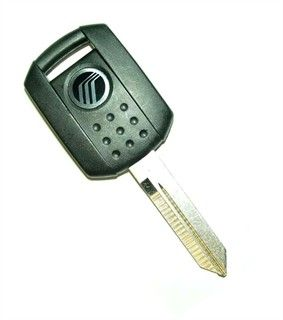 2008 Mercury Mountaineer transponder key blank