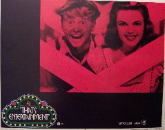 Thats Entertainment (Original Lobby Card   #1) Movie Poster