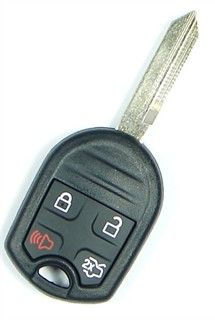 2010 Lincoln MKX Keyless Entry Remote / key 4 button