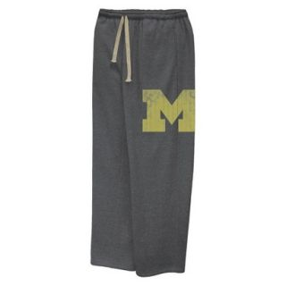 NCAA Mens Michigan Pants   Grey (XXL)
