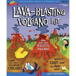 Alex Brands Scientific Explorer 0S6802003 Lava Blasting Volcano Kit