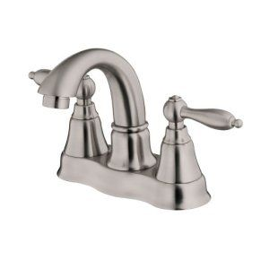Danze D301040BN Brushed Nickel Fairmont  Two Handle Lavatory Faucet