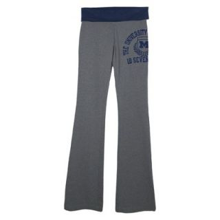 NCAA Womens Michigan Pants   Grey (XL)