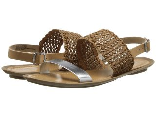 Kenneth Cole Reaction Un Snap Womens Sandals (Silver)