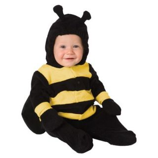 Baby Bumble Bee Infant/Toddler Costume   6 12 Months