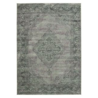 Safavieh Adalene Vintage Area Rug   Light Blue (53x76)