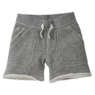 Burts Bees Baby Toddler Boys Board Short   Heather Grey 2T