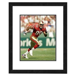 NFL San Francisco 49ers Jerry Rice Framed Photo