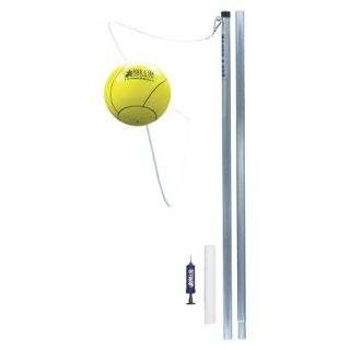 Park and Sun Power Tetherball Set   Yellow/ Grey