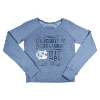 NCAA Kids North Carolina Fleece   Blue (XL)