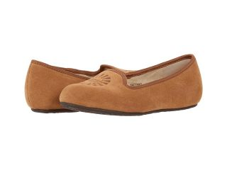 UGG Kids Carey Girls Shoes (Brown)