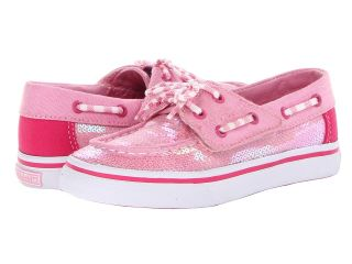 Sperry Top Sider Kids Bahama Jr Girls Shoes (Pink)