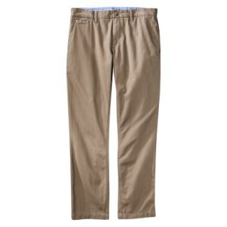 Mossimo Supply Co. Mens Slim Fit Chino Pants   Vintage Khaki 40X32