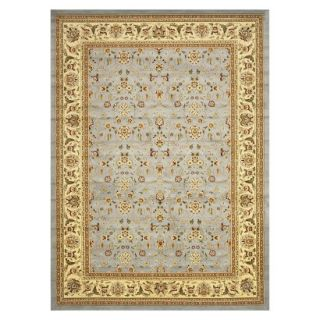 Safavieh Lyndhurst Area Rug   Light Blue/Ivory (53x76)
