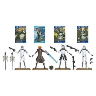 Star Wars 104Th Battalion Wolf Pack Clone Troopers Ultimate Gift Set