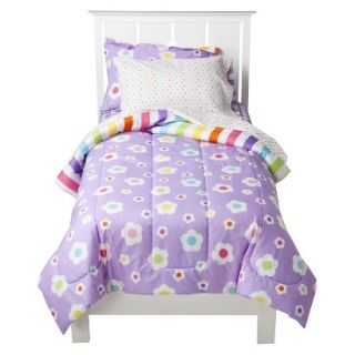 Circo Girl Mix & Match Bedding Set   Purple (Full)