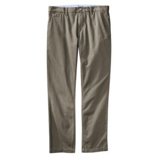 Mossimo Supply Co. Mens Slim Fit Chino Pants   Bitter Chocolate 34x32