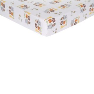 Kidsline Jungle Walk Fitted Sheet