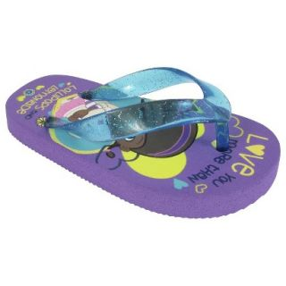 Toddler Girls Doc McStuffins Flip Flop Sandals   Pink 8