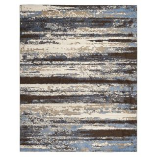 Safavieh Rolland Area Rug   Cream/Blue (8x10)