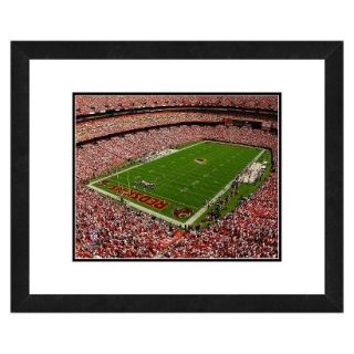 NFL Washington Redskins Framed Stadium Photo