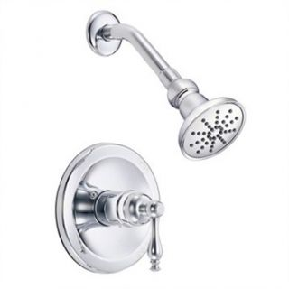 Danze Sheridan Trim Only Single Handle Pressure Balance Shower Faucet   Chrome