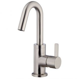 Danze Amalfi Single Handle Lavatory Faucet   Brushed Nickel