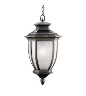 Salisbury 1 Light Outdoor Ceiling Lights in Rubbed Bronze 11006RZ