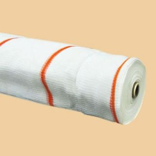 BOEN 8.6 ft. x 150 ft. Fire Resistant White SafetyShield Safety Netting SN 20018