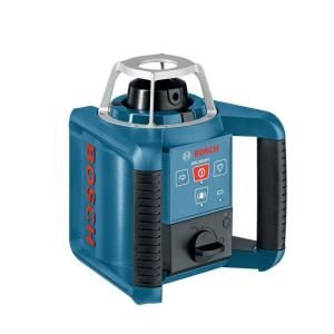 Bosch Horizontal and Vertical Self Leveling Rotary Laser GRL300HV