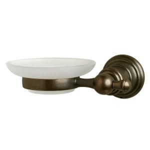 Pegasus Estates Wall Mounted Soap Dish in Heritage Bronze 20720 0996H