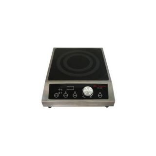 Sunpentown SR 343C 3400W Countertop Induction Range  208 240V Commercial Grade Appliances