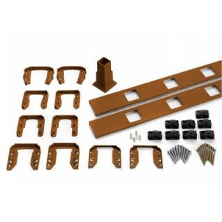 Trex Transcend 67.5 in. Tree House Square Baluster Stair Accessory Kit 5443456