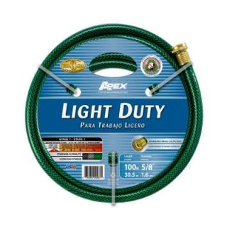 Apex 5/8 in. x 100 ft. Light Duty Water Hose DISCONTINUED 8500 100