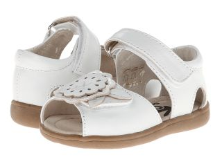 See Kai Run Kids Eliza Girls Shoes (White)
