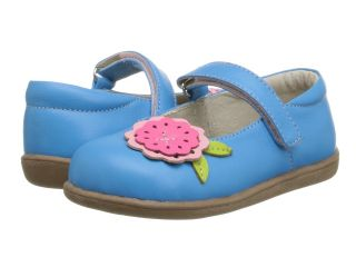 See Kai Run Kids Natasha Girls Shoes (Blue)
