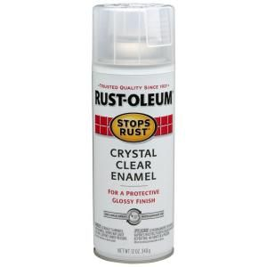 Rust Oleum Stops Rust 12 oz. Gloss Spray Paint 7701830