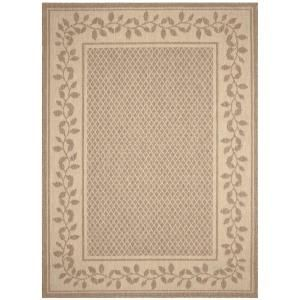 Direct Home Textiles Sisal Vine Natural 5 ft. x 7 ft. Indoor/Outdoor Area Rug DISCONTINUED 6005 6084 122