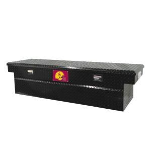 Tradesman 71 in. Aluminum Cross Bed Truck Tool Box DISCONTINUED TALF591BK Arizona State University
