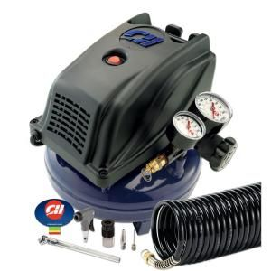 Campbell Hausfeld 1 Gal. Air Compressor with Inflation Kit FP260000AV