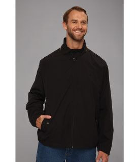 Nautica Big & Tall Big Tall Barracuda Bomber Mens Coat (Black)